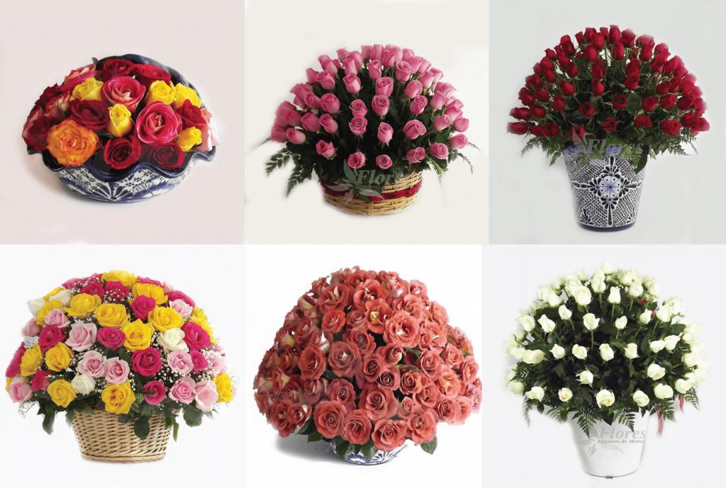 Felicidades Para Mamá Las Flores Perfectas Para El Día De